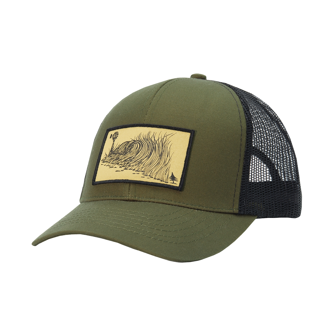 Windbreak Hat